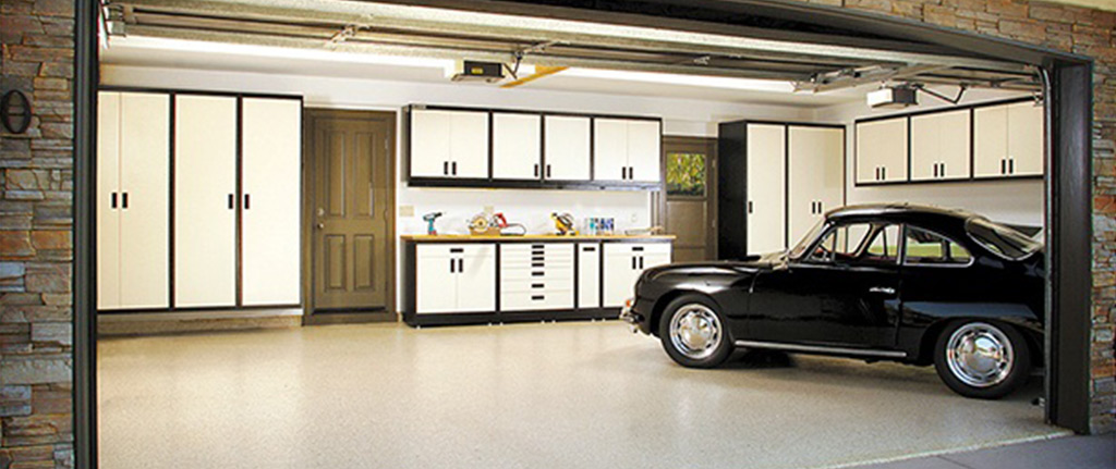 multifunctional garage